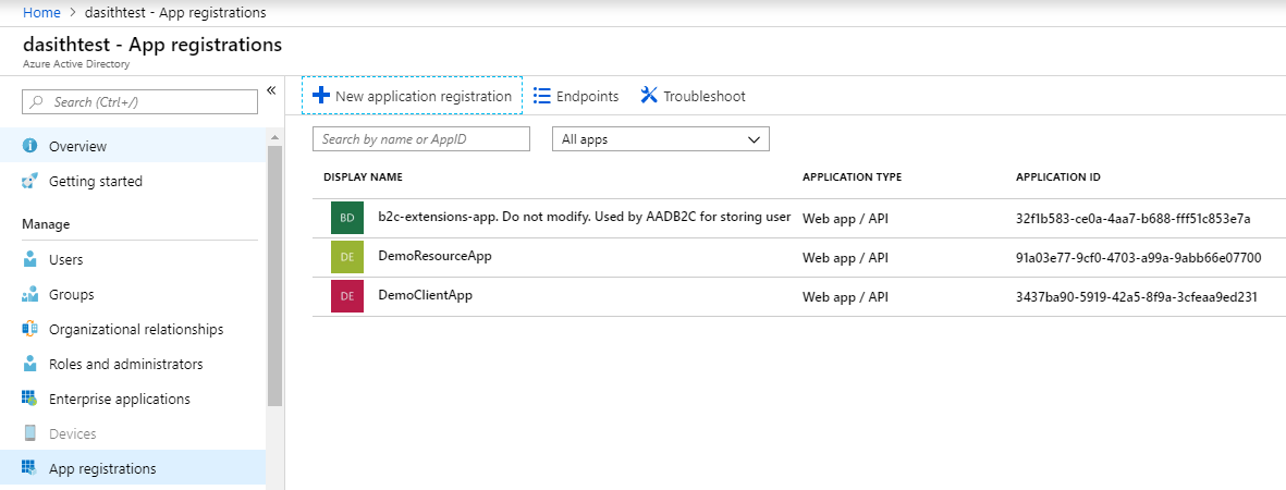 OAuth Client Credentials Flow With AzureAD - Gossip Protocol - Life